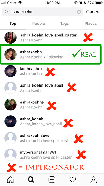 Ashra Impersonators and how to avoid them | Page 2 | Forums